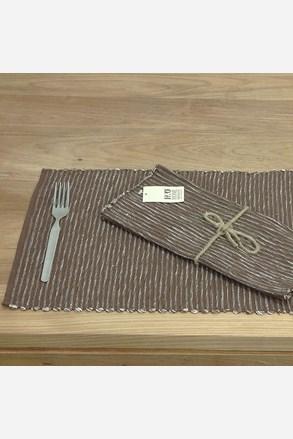 Home Design étkező alátét, barna