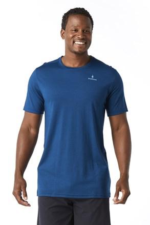Pánské tričko SMARTWOOL Merino 150  modré