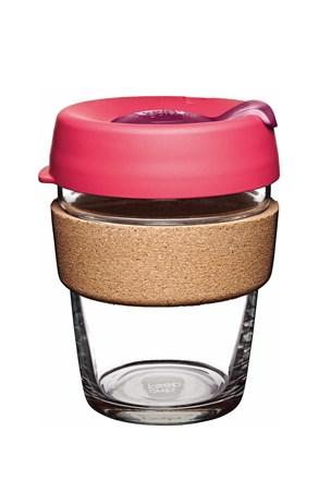 Cestovní hrnek Keepcup růžový s korkem 340 ml