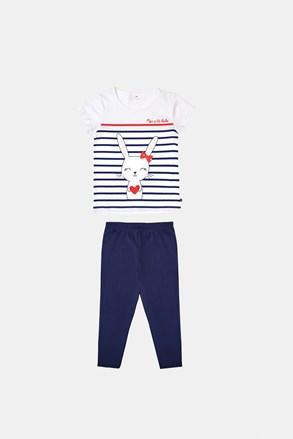 Dívčí pyžamo Buny modré