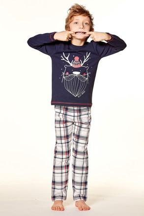 Chlapecké pyžamo Noel