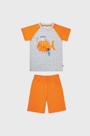 Chlapecké pyžamo Rybka
