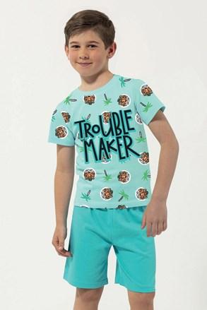Chlapecké pyžamo Tiger
