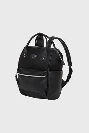 LOAP Gaudia fekete női hátizsák