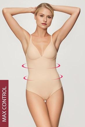 Tvarovací body bez kostic Bodysuit