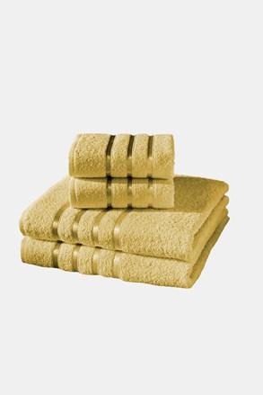Sada ručníků Bale žlutá