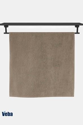 Luxusní bambusový ručník VEBA Bali nugátový