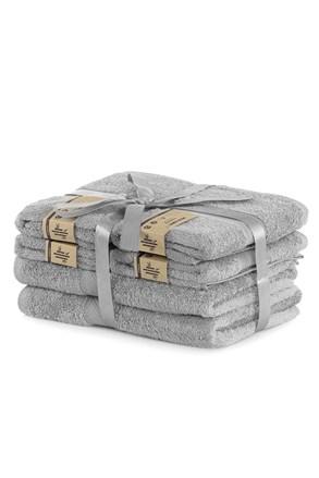 Set bambusových ručníků Bamby šedý