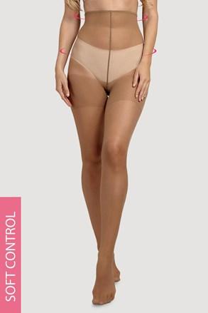 Punčochové kalhoty Soft Control 15 DEN Plus Size