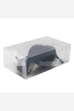 Transpatrentní úložný box