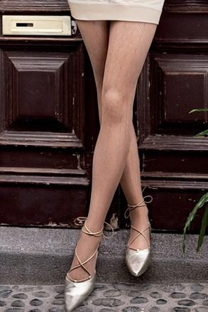 Vzorované punčochové kalhoty Brigitte 12