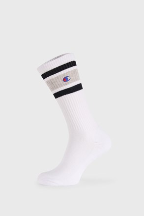 Vysoké bílé ponožky Champion Premium