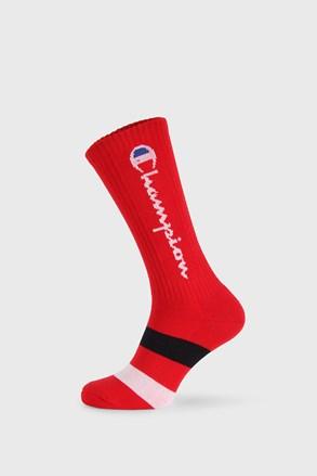 Vysoké červené ponožky Champion Rochester