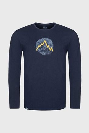 Modré tričko LOAP Albert