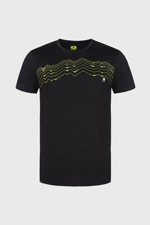 Černé tričko LOAP Bengal