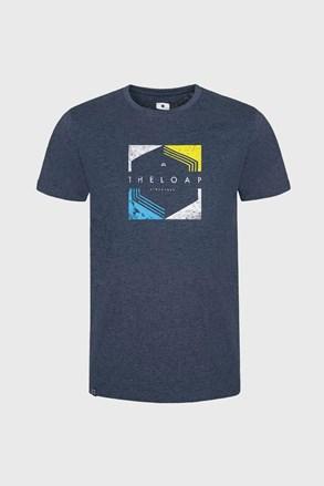 Modré tričko LOAP Bender