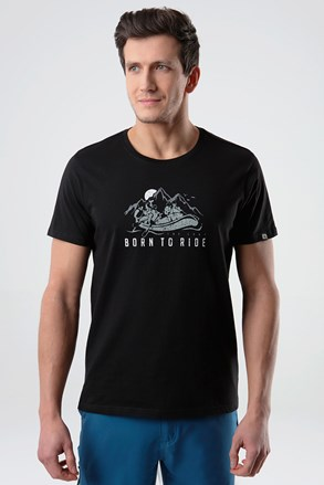 Černé tričko LOAP Ballu