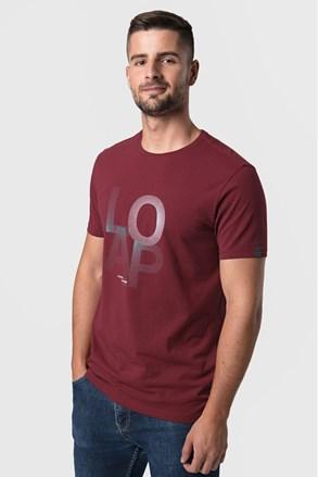 Vínové tričko LOAP Alf
