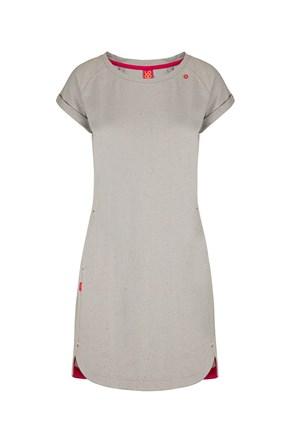 Dámské šedé sportovní šaty LOAP Ebinka