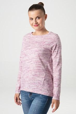 Dámské růžové tričko LOAP Beruna