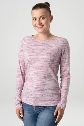 Dámské růžové tričko LOAP Beneda