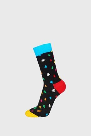 Ponožky Happy Socks s vánočními stromečky
