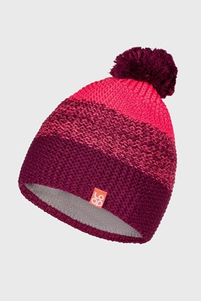 Зимна шапка LOAP Zaiko розова