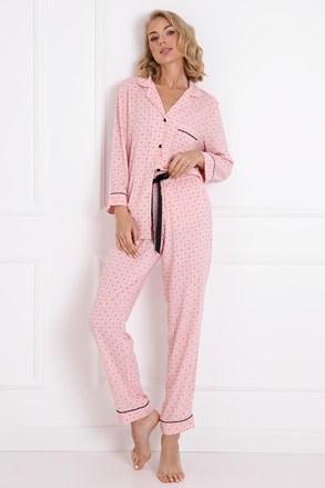 Dámské pyžamo Charlotte dlouhé