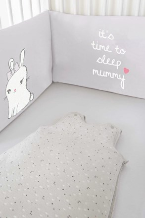 Chránič do dětské postýlky Sleep time