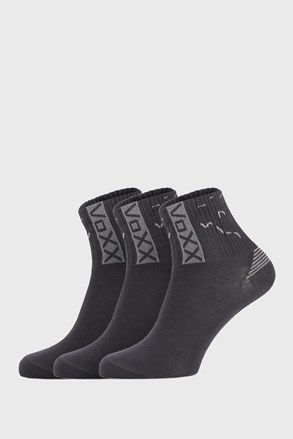3 PACK sportovních ponožek Codex