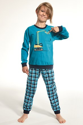 Chlapecké pyžamo Crane
