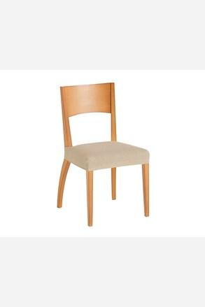 Sada 2 potahů na židli béžová