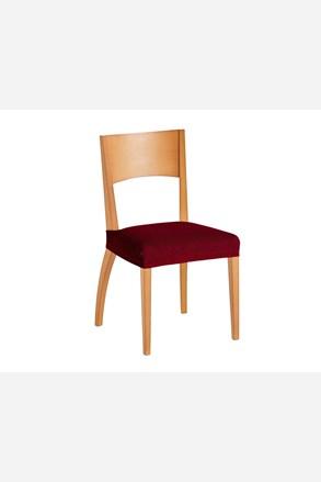 Sada 2 potahů na židli červená
