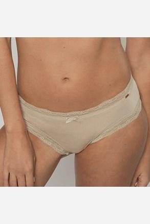 Kalhotky Gina klasické béžové