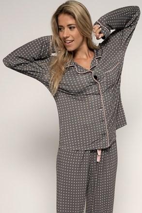 Dámský pyžamový kabátek Esme