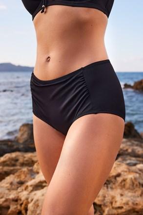 Spodní díl dámských plavek curves Fiji Black