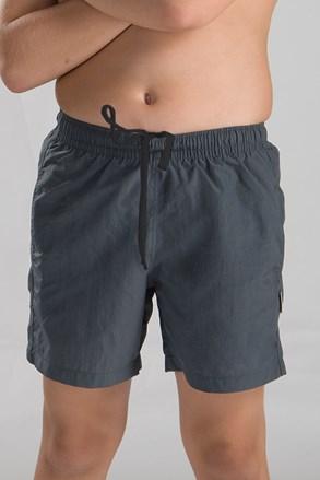 Chlapecké koupací šortky šedé