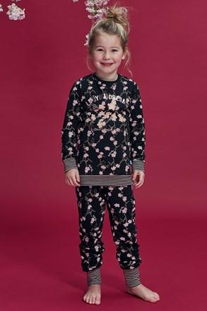 Dívčí pyžamo Cherry Bloomson