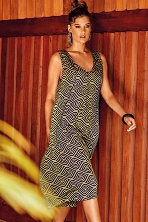 Plážové šaty Formentera Retro Vibes