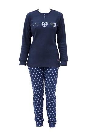 Dámské hřejivé pyžamo Belen