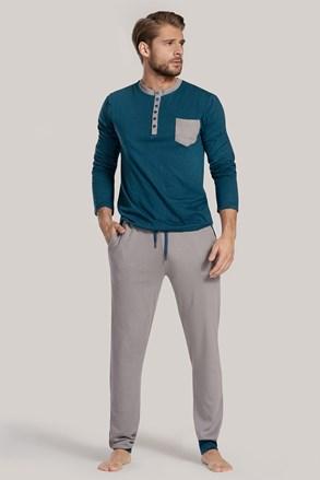 Modrozelené pyžamo Drew II