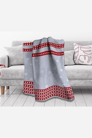 Vánoční deka Does