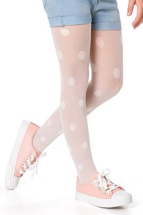 Dívčí punčochové kalhoty Delcy