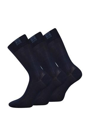 3 pack společenských ponožek Destyle