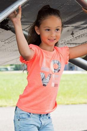 Dívčí sportovní tričko Love