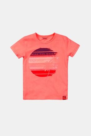 Chlapecké tričko Summer