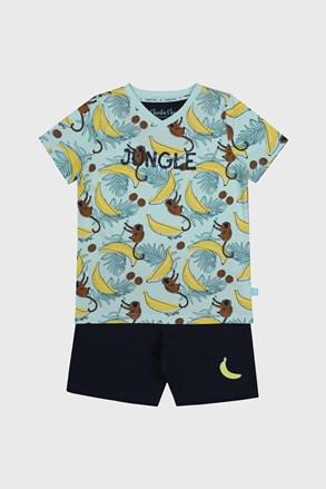 Chlapecké pyžamo Jungle