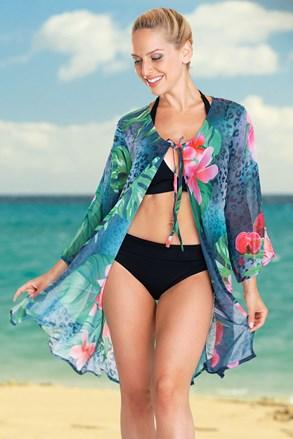 Dámské plážové šaty Tropical Flower