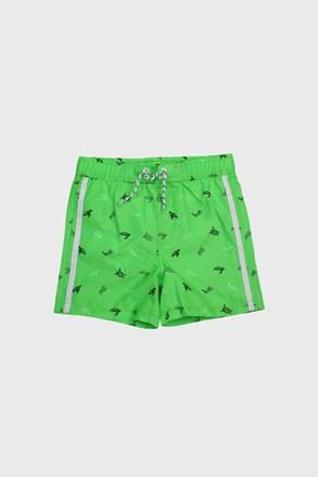 Chlapecké plavkové šortky Želvy