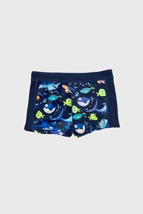 Kojenecké plavkové boxerky Ocean
